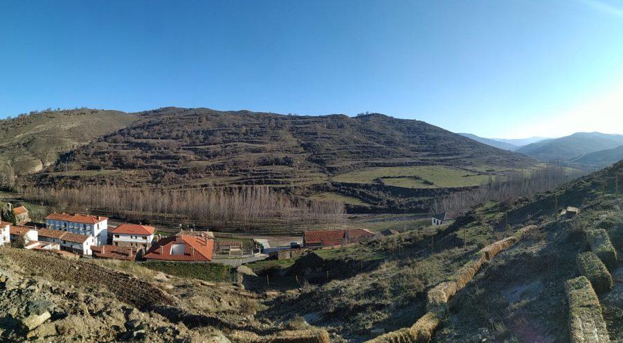 Colaboramos en el proyecto SEDIMENTA: recuperación de terrazas de cultivo tradicionales en La Rioja